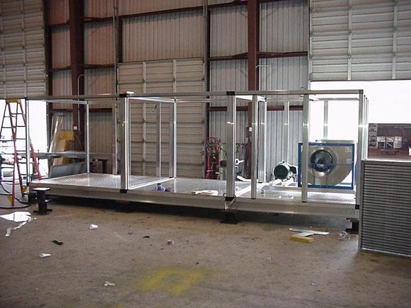 Base Frame Assembly
